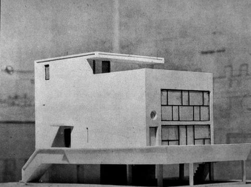 © le corbusier - citrohan house - 1922