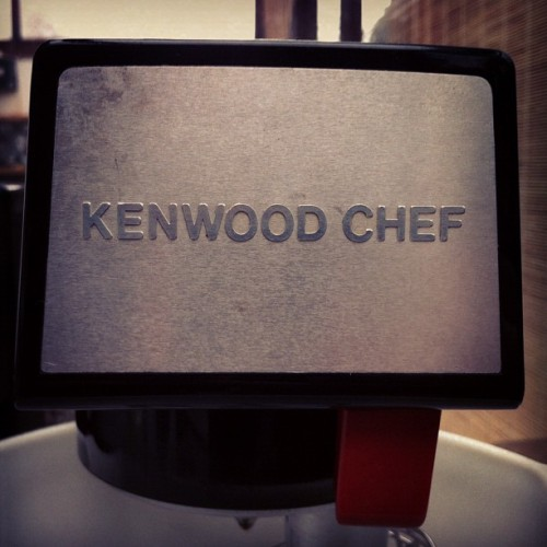 Kenwood Chef (Taken with instagram)