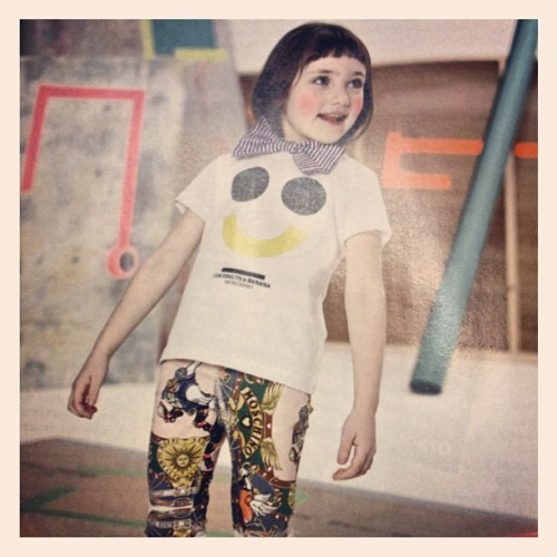 Cool kid. #kids #inspiration #fashion (Taken with instagram)