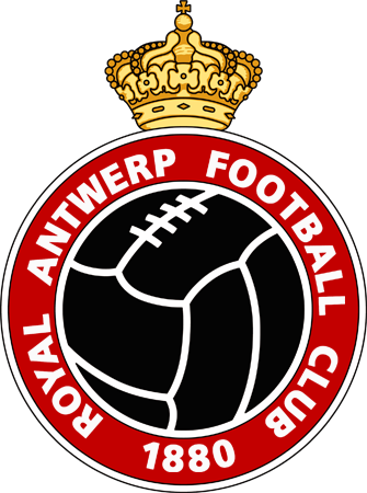 Royal Antwerp 60's logo