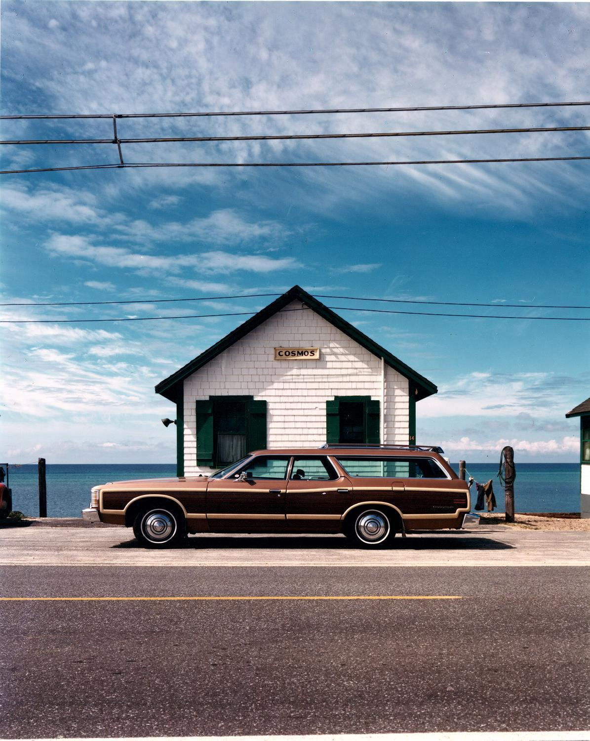 loverofbeauty:  Truro, Cape Cod  (photo Joel Meyerowitz 1976)
