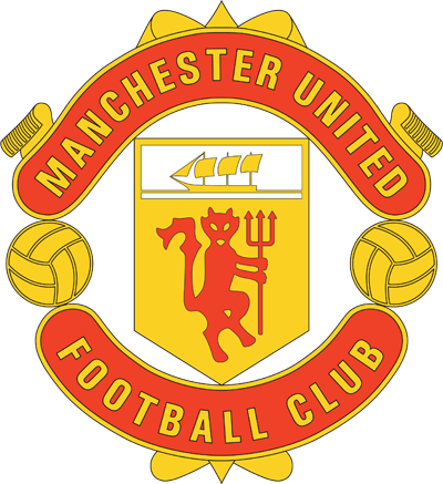Manchester united old logo