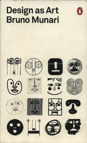 Design as Art by Bruno Munari [alice]