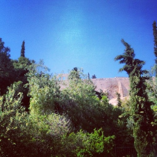 #athens #greece #acropolis #summer (Taken with instagram)