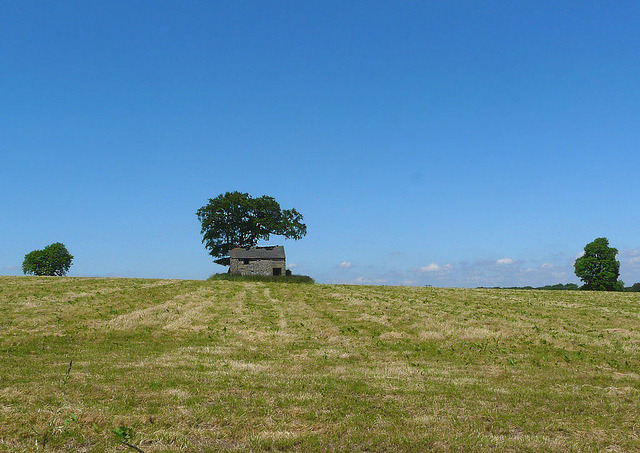 Field Barn near Youlgrave on Flickr.