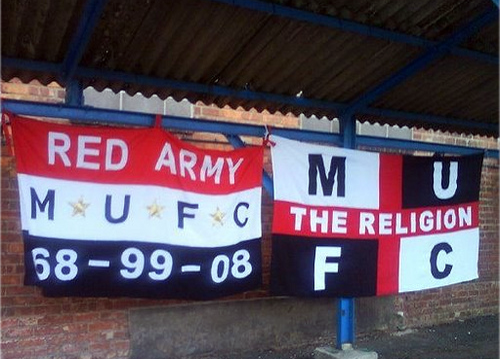 Manchester United - The Religion