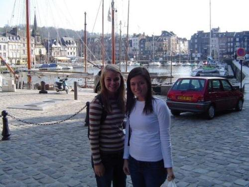 Found on my old myspace. Spring break in Paris, 2007 maybe? Somewhere in France, I know that much.