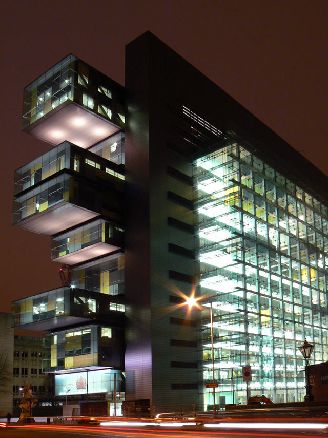 Manchester Civil Justice Centre - Manchester, UK