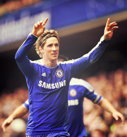 Chelsea 6-1 QPR !!!!!!!!!!!!!! Fernando Torres hat-trick!!! Reasons why this is a great day (for me): Match of the Day is going to be awesome tonight! I can't wait to see the pundits drooling over this one! XD Fernando Torres is back to his best, finally! Congratulations Nando! ;D QPR's Goal Difference is in the dust! -23! Hahaha, Aston Villa's chances of surviving relegation look better already. ;) Now then, *bites nails for tomorrow's Manchester derby*