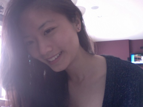 Good morning tumblr! I got my ears pierced yesterday :3