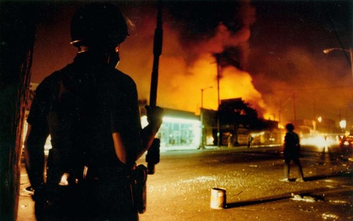 lionskeleton:  LA Riots: 20 Years Later