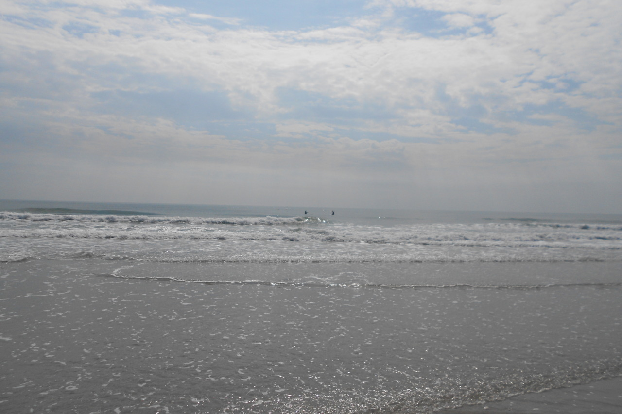 Atlantic Ocean - Wrightsville Beach 2012