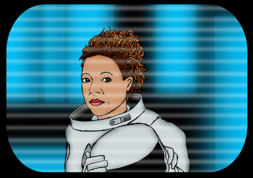 River Song in Episode 4 of In Print Comic..