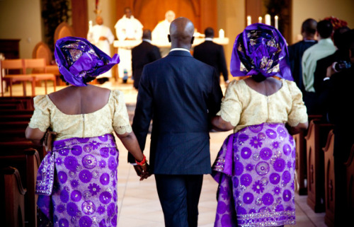 ourafrica:  Nigerian Wedding: The Mamas This is Africa, Our Africa