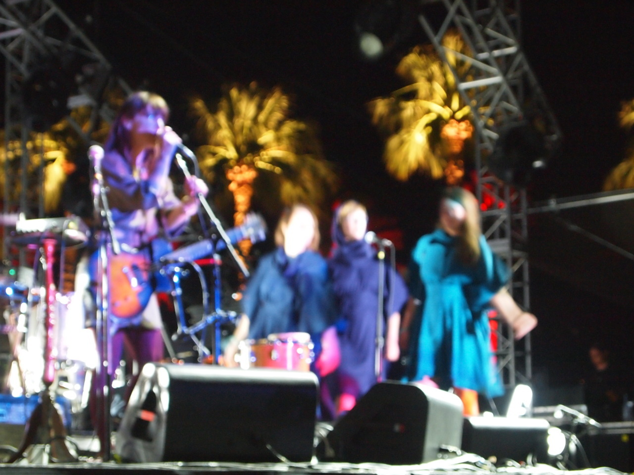 Feist. Coachella. 4.13.12-4.15.12.