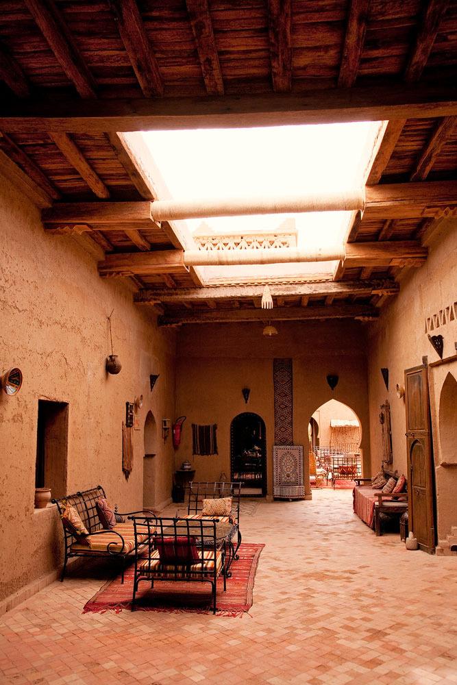 Morocco - Sahara: Kasbah Hospitality by John and Tina Reid, 2010.
