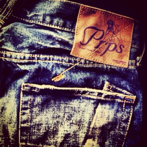 Bruised never broken…. #prps #prpsgoods #denim  (Taken with instagram)