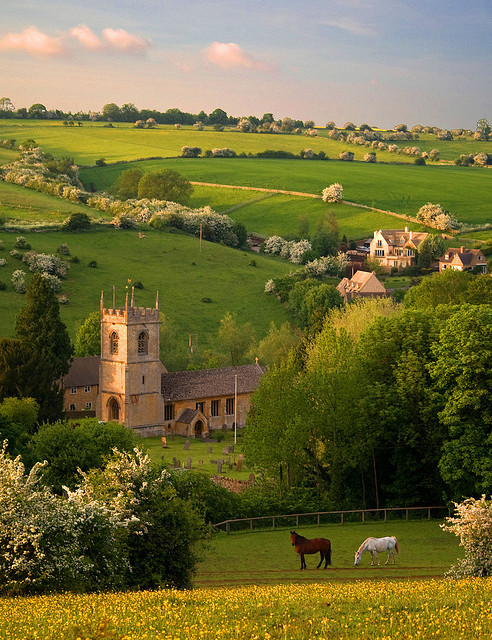 Naunton by flash of light on Flickr.What a beautiful area.