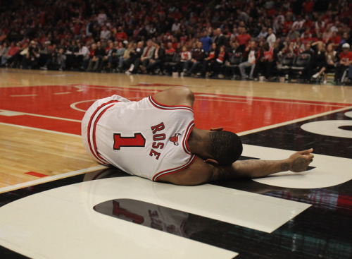 "gotemcoach:  MUST READ: Rose a casualty of NBA schedule I wrote my stance on Derrick Rose's injury, as well as this entire NBA season, last night and took some flack. It's understandable. I'm just some guy with a computer and a tumblr account - I fully admit it. You have no real reason to trust me. However, I encourage you to read this piece on Rose, by Chicagoan Michael Wilbon. I want the comparisons to be striking, but they're likely just similar.  Let's play a brand new game I like to call ""I Wrote/Wilbon Wrote."" I wrote:  Multiple injuries in the same body hemisphere are generally tied to each other.  For example, when you try to run, cut and stop with a bad ankle, you compensate with other parts of your body.  In Rose's case, he had bleeding in his groin.  He wasn't 100%.  Without the medical evidence, I could never scientifically correlate the two, but I'd bet the farm Derrick Rose knowingly or unwittingly put undue pressure on other parts of his legs to compensate for his injury. And here is one cold, hard fact: there is absolutely, postiviely, no chance this accelerated, 66-game NBA schedule helped Derrick Rose avoid injury, or recuperate from one.  Wilbon wrote:  I've talked with multiple trainers who work with NBA players. They say very few — if any — athletes in the NBA put the pressure on their joints and move their bodies with the torque Rose does. These opinions weren't offered Saturday, in the wake of Rose tearing his ACL; they were offered in great detail weeks ago, when Rose was trying to come back from one injury, then the next, then the next. What's that old song: ""The leg bone's connected to the hip bone … ."" Well, it is. Everything is connected, and when Rose hurt his toe, it affected his hip, which affected his knee. And he never had the time, in this compressed season, to condition himself the way he had previously — the way he would have this season.  I wrote:  The assumption is Derrick Rose, with the help of advanced medicine and physical therapy, will come back at 100% from this devastating knee injury, but bodies don't respond the same way.  Just because some athletes have done it doesn't mean they all will.   Wilbon wrote:  Players come back from ACL tears all the time now. Tony Allen tore his ACL and MCL and has come back strong. Chris Paul has overcome a serious knee injury suffered in 2010. Rose is a worker. He'll come back. But how soon and how completely, only time will tell. Will he ever explode and finish at the rim like he did these first 3 1/2 years? God, there's no guarantee he will.  I wrote:  The league crammed games into the season they had left, and increased the likelihood of serious injury to its players.  Jeremy Lin, Derrick Rose, Ricky Rubio, Kevin Love, Kobe Bryant, among others - the list of NBA injuries is long and impressive.  Wilbon wrote:  One after another, players would go down. Players of significance, we're talking. Al Horford, Brook Lopez, Eric Gordon, more recently Ray Allen. [Rip] Hamilton would say, ""See, I told you. There's nothing like this season.""  And don't forget Dwight Howard.  Orlando's tumultuous season was ruined when Howard shut himself down.  Let's keep going — I wrote:  Other coaches compensated by resting players, so when you paid your hard earned paycheck to attend a game at your local arena, you were robbed of your opportunity to see you favorite player, or favorite team at full strength.  Wilbon wrote:  Injury avoidance or maintenance has been the key to the entire season. You think Gregg Popovich didn't know what he was doing when he would simply sit certain players at certain times? Of course Pop knew.  This is the season we paid for, everyone.  We gave the NBA money only to watch coaches sit players for fear of injury.  We watched other players give 100% and grind themselves into the ground.  We watched David Stern break up the legal business deal between two consenting parties which will have widespread, long term consequences on the futures of 4 franchises.  It's disgusting, and we're all to blame. We allowed it when we voted with our cash. I hope David Stern steps down this Summer.  He should.  I hope I've learned an important lesson about being a responsible consumer. Read Wilbon's full piece here.  Read mine there. #GotEmCoach"