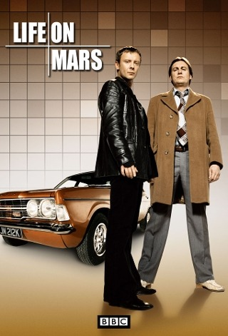 I am watching Life on Mars                                      Check-in to               Life on Mars on GetGlue.com
