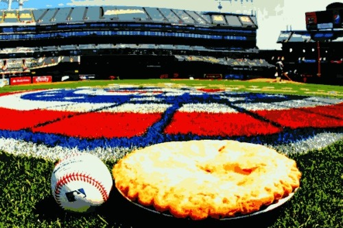 Baseball and apple pie.