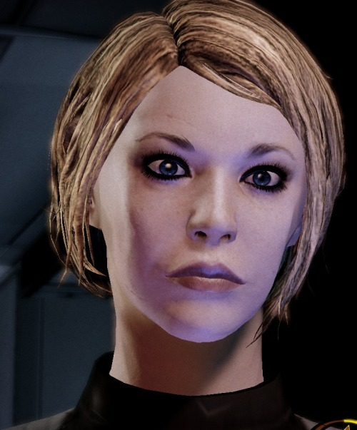 Commander London Shepard, Vanguard. —submitted by geekybones