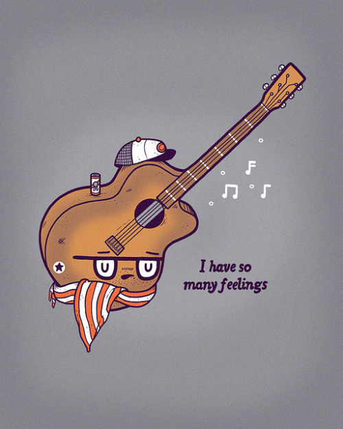 Douche Guitar by randyotter on Flickr.