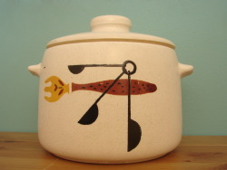 Vintage West Bend Bean Pot $30.00