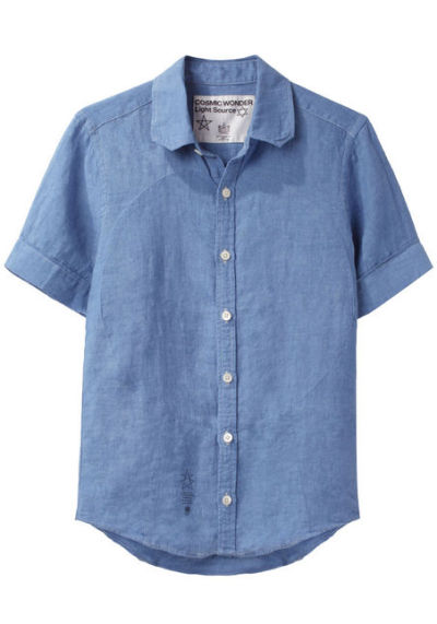 parceld:  HUNTING: For a chambray, short-sleeved button up like this. Perfect for spring/summer  This one, by Cosmic Wonder, is $519.