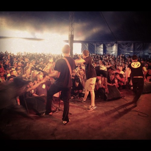 Such Gold live at Groezrock 2012! Follow us on Instagram! (username: alterthepress) http://instagr.am/p/KA8MqHGJrq/