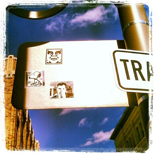 Dropping Beagle Bombs #sticker #waterville (Taken with instagram)