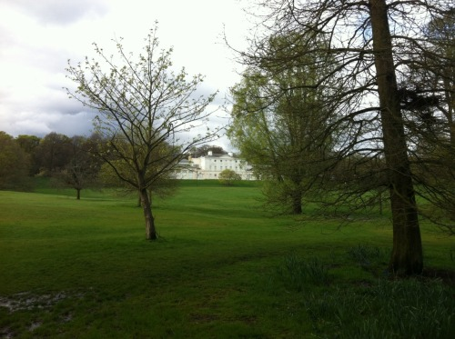 Hampstead Heath . Kenwood House