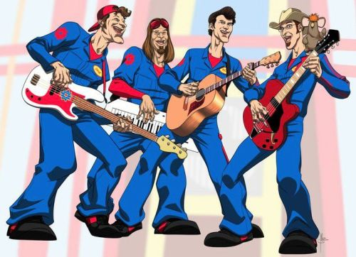Imagination Movers Fan Art!