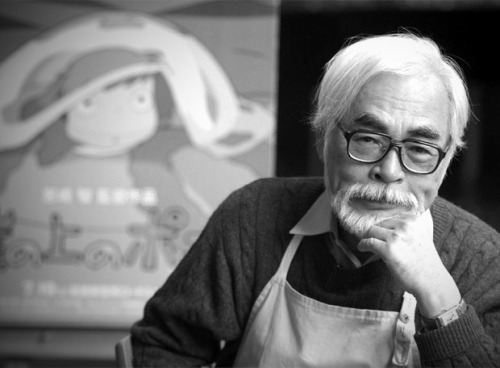 """""""The concept of portraying evil and then destroying it - I know this is considered mainstream, but I think it is rotten. This idea that whenever something evil happens someone particular can be blamed and punished for it, in life and in politics, is hopeless."""" — Hayao Miyazaki"""