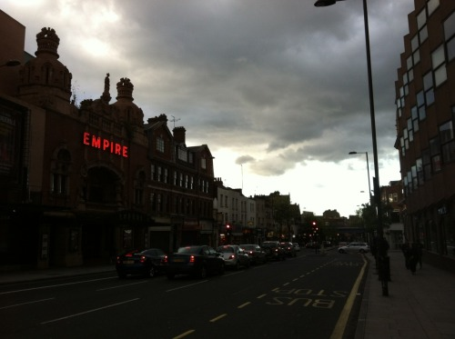 Hackney . Mare Street . EMPIRE