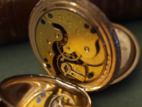 (via Elgin pocket watch from late 1870s in a Fahys)
