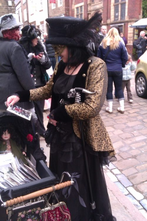 Whitby Goth Weekend 2012