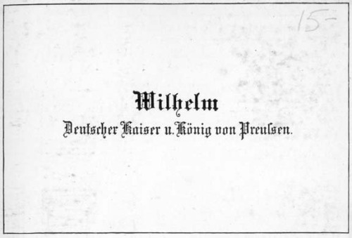 nobilior:  A monarch's visiting card.