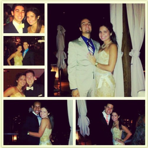 Highlights of #roseball2012 :) (Taken with instagram)