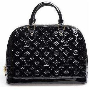 Alma bag by Louis Vuitton