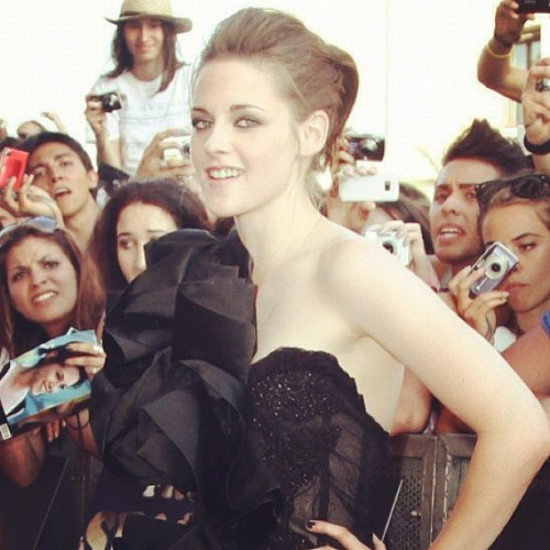 #kristenstewart (Taken with instagram)