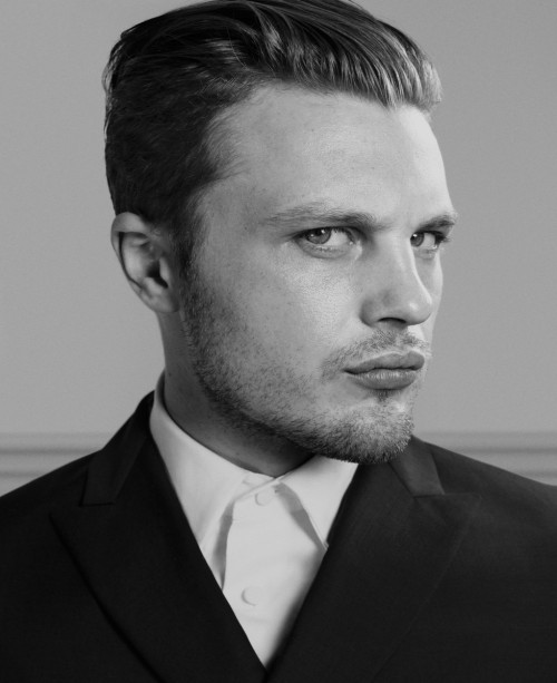 crowcrow:  Michael Pitt - Icon Magazine #4 by Michelangelo di Battista, March 2012