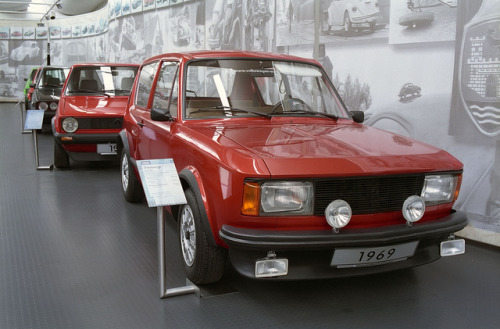 sic56:  Germany 2012: Volkswagen museum by Ronald_H on Flickr.