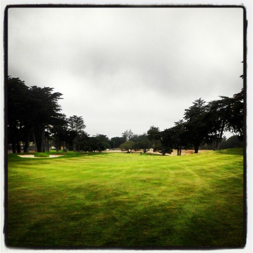 #golf #course #bayonet  (Taken with instagram)