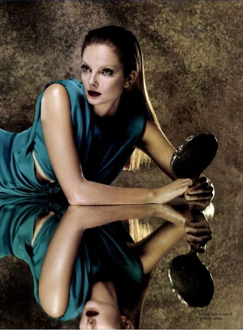 Eniko Mihalik | Warren Du Preez | Numero #133 May 2012 | 'Nymphe'