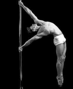 Pole moves : now thats a hangman!