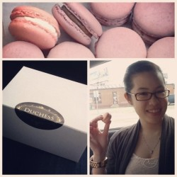 First time trying #macaroons (Taken with instagram)