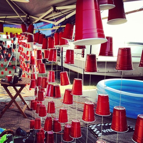 #red #solo #cup (Taken with instagram)