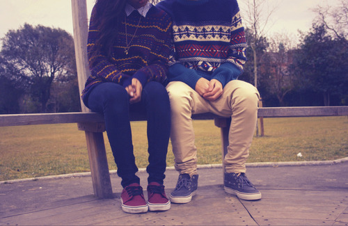 hipster love on Tumblr