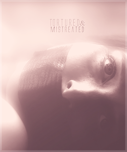 """Tortured and mistreated"", Johanna Mason."